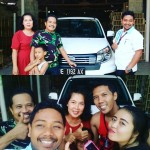 Foto Penyerahan Unit 2 Sales Marketing Mobil Dealer Daihatsu Lampung Liko