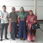 Foto Penyerahan Unit 6 Sales Marketing Mobil Dealer Daihatsu Pekanbaru Yudhi
