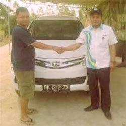 Sales Marketing Mobil Dealer Daihatsu Medan Daniel Silaban