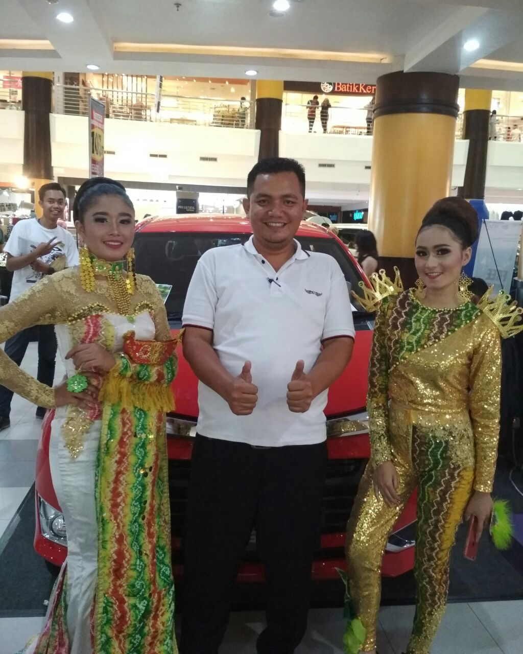 Sales Marketing Mobil Daihatsu Zainudin