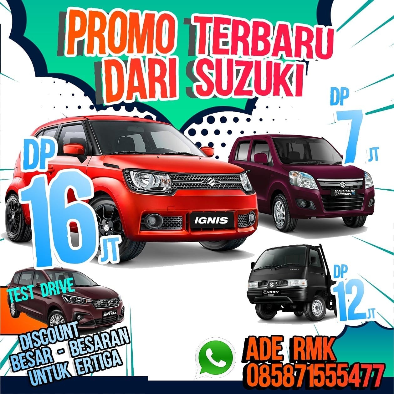 Promo 1 By Ade