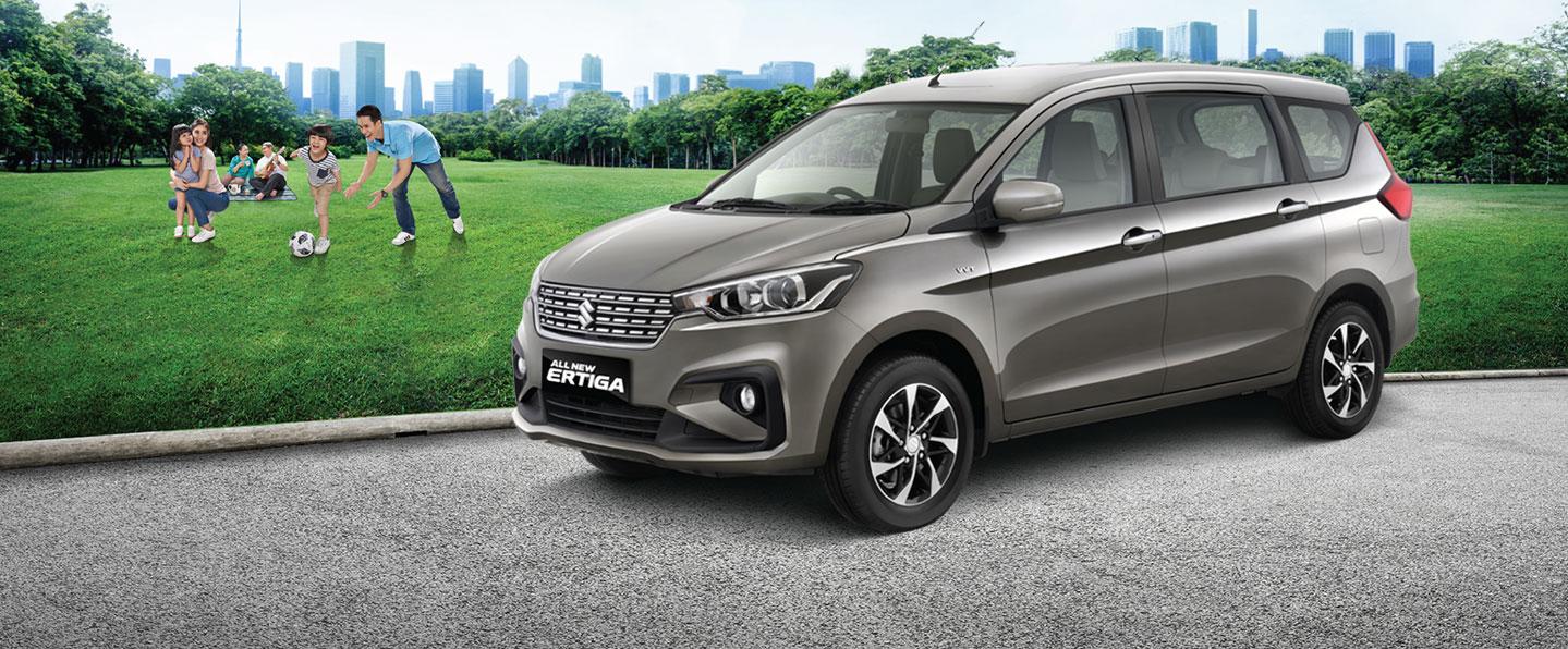 1. Suzuki Ertiga