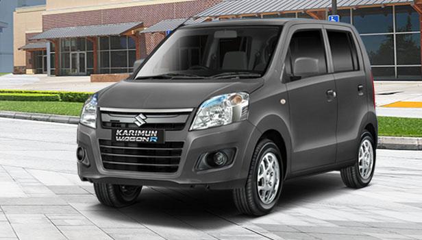 3. Suzuki Karimun Wagon R