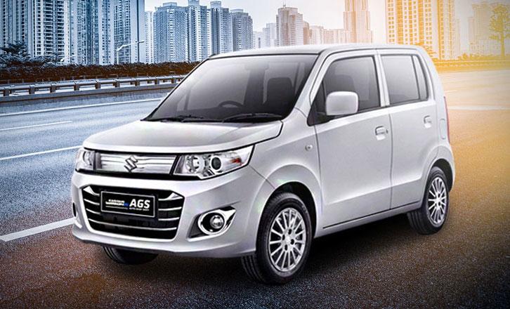 4. Suzuki Karimun Wagon R GS